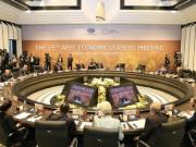 Chủ tịch nước: Thông qua Tuyên bố Đà Nẵng tại APEC 2017