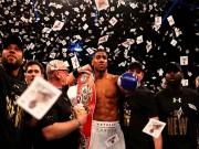 """Quái thú  boxing đấu  Vua """"  Joshua: 59 trận, 58 cú knock-out"""