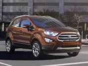 Ford EcoSport 2018 sắp về Việt Nam đang có giá 256 triệu đồng