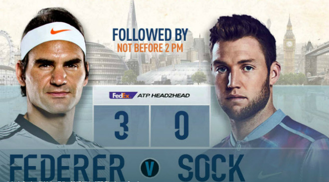 """ATP Finals ngày 1: Federer xuất trận, dễ thở trước """"lính mới"""" 1"""
