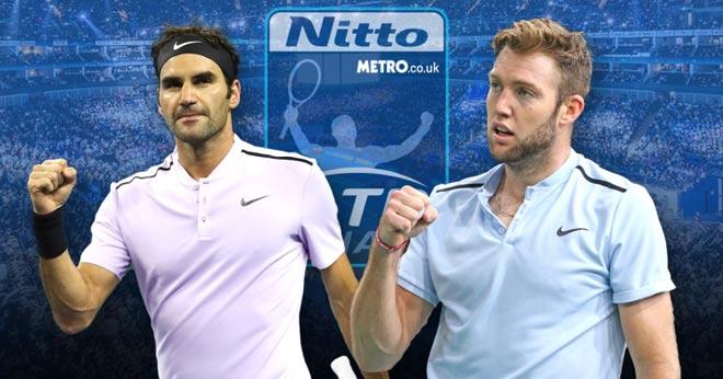 TRỰC TIẾP Federer - Sock: FedEx được đặt cược vô địch số 1 3