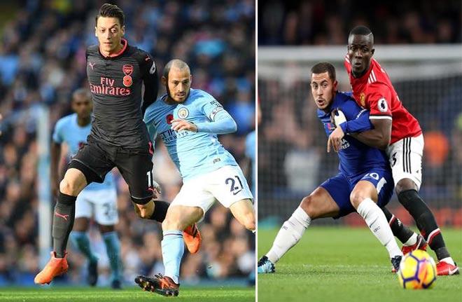 Tourmalet Ngoại hạng Anh: MU thở dốc, Chelsea mơ đuổi Man City 1
