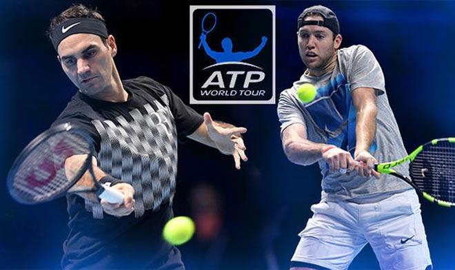 Federer - Sock: Phủ đầu siêu hạng, kết liễu gọn gàng (Vòng bảng ATP Finals) - 1