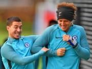 Chelsea căng thẳng: HLV Conte xử Luiz, Hazard dọa tạo phản