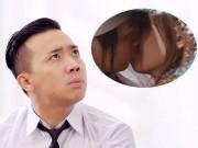 Thái độ của Trấn Thành khi Hari Won hôn trai lạ