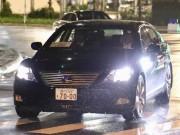 ' Giải mã '  siêu xe chống đạn của Thủ tướng Nhật