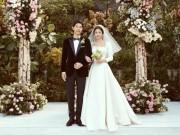 Đời sống Showbiz - Fan xốn xang vì lời thề của Song Joong Ki trong hôn lễ được tiết lộ