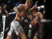 Đại chiến UFC: Đổ máu, gãy xương,  vỡ  võ đài