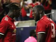 Lukaku hồi sinh, Pogba trở lại: MU - Mourinho lại mơ đua vô địch