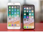 Apple tăng sản lượng iPhone X và iPhone 8 Plus