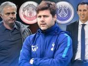 """Bóng đá - Mourinho tính chuồn sang PSG, MU nhắm """"hàng khủng"""" thay thế"""