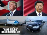 """Nóng trong tuần: 20 nhà lãnh đạo thế giới cùng dàn chuyên cơ,  """" quái thú """"  xuất hiện ở Đà Nẵng"""
