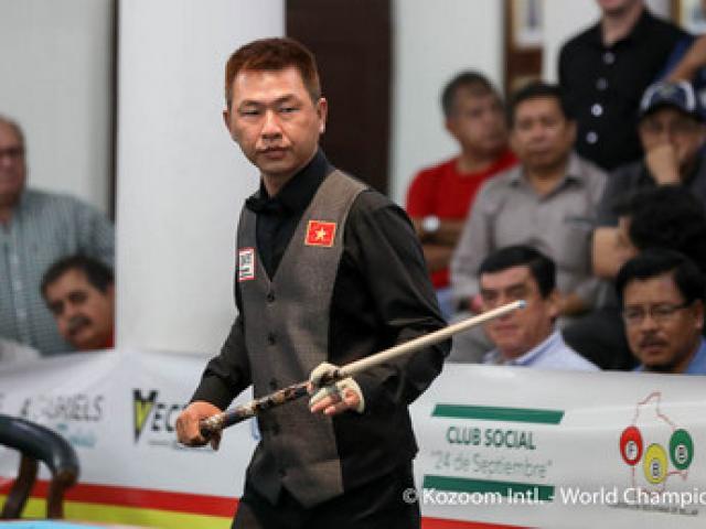 Chấn động bi-a Việt: Minh Cẩm đi cơ khủng, hạ hết nhà vô địch thế giới 4