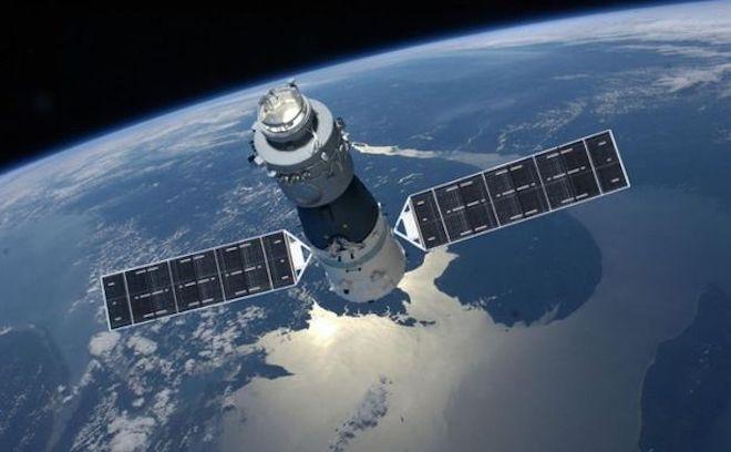Trạm không gian 8,5 tấn rơi về Trái Đất: Việt Nam trong vùng nguy hiểm - 1