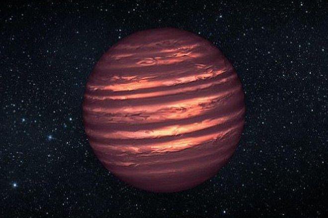 Bí ẩn hành tinh khổng lồ cách Trái Đất 22.000 năm ánh sáng - 1