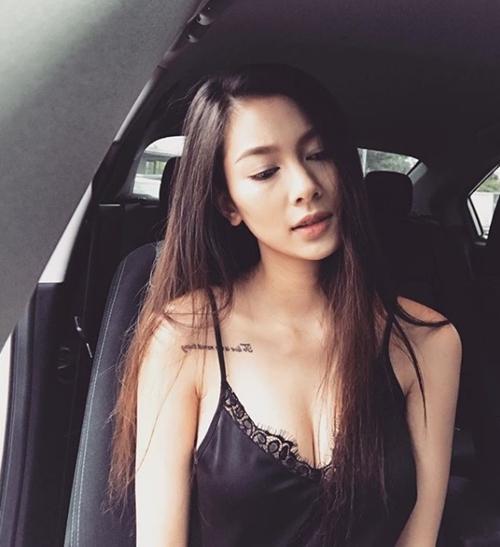 Không có mùa đông nên con gái Thái Lan mê mẩn áo dây lả lơi như sắp rơi - 3