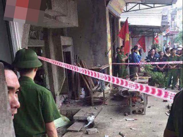 Hé lộ nguyên nhân vụ nổ kinh hoàng ở Thái Nguyên - 2