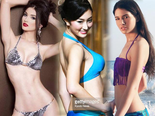 Thùy Dung trượt top 15 HH Quốc tế, thất bại trước người đẹp Lào, Thái Lan - 5