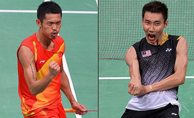"""Cầu lông toàn sao: Lin Dan """"dọa"""" Lee Chong Wei, """"quần hùng tranh bá"""" 1"""