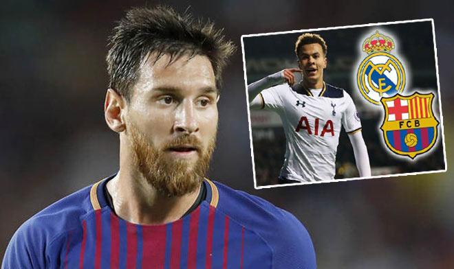 """Messi """"chấm"""" SAO Ngoại hạng Anh 100 triệu euro, Barca hối hả gom tiền - 1"""