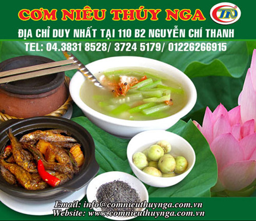 Lẩu ngon Thuý Nga - đặc sản Hà Nội - 5