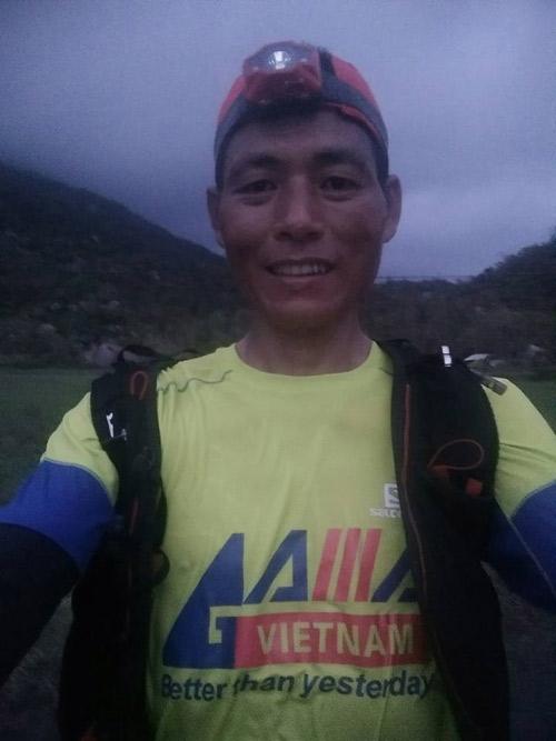 """Người hùng """"không phổi"""" chạy xuyên Việt 1.868km - 2"""