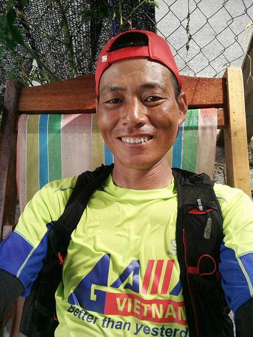 """Người hùng """"không phổi"""" chạy xuyên Việt 1.868km - 3"""