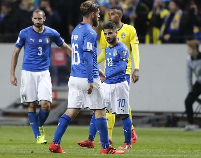 Italia - Thụy Điển: Lời nguyền Ibrahimovic & điểm tựa Lindelof 2