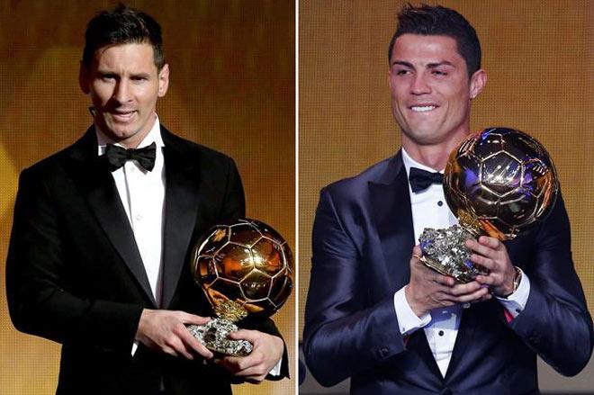 Rộ tin Messi hạ Ronaldo giành Quả bóng vàng, fan khẩu chiến - 1