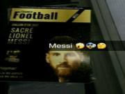 Bóng đá - Rộ tin Messi hạ Ronaldo giành Quả bóng vàng, fan khẩu chiến