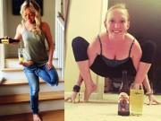 """Tranh vui - Hóa ra đây là """"động lực"""" để chị em chăm chỉ tập yoga"""