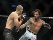 UFC: 67 giây, Thợ mộc  bổ củi  vỡ đầu đối thủ
