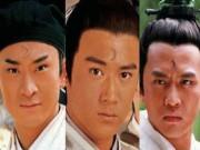 """Ngã rẽ số phận trái ngược của 3 chàng  """" Bao Công """"  hot nhất màn ảnh"""