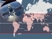 Trạm không gian 8,5 tấn rơi về Trái Đất: Việt Nam trong vùng nguy hiểm