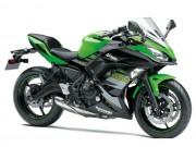 Kawasaki Ninja 650 KRT đồ họa thể thao hơn ra mắt