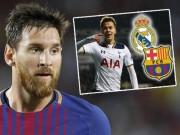 """Bóng đá - Messi """"chấm"""" SAO Ngoại hạng Anh 100 triệu euro, Barca hối hả gom tiền"""