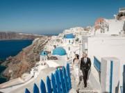 """Santorini - Những điều nhất định phải biết về  """" hòn đảo của các thiên thần """""""