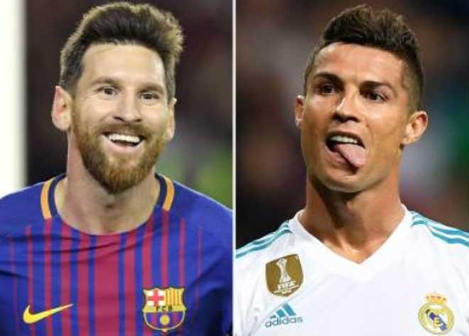 Vua dội bom châu Âu: Cặp SAO 1.800 tỷ VNĐ mơ lật đổ Messi - Ronaldo (P1) 1