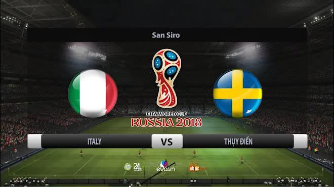 """Italia chờ """"phép màu"""" dự World Cup, cần bàn tay sắt của FIFA"""