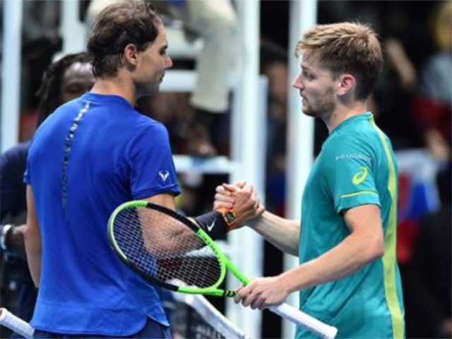 """ATP Finals ngày 3: Zverev quyết hạ Federer, đòi nợ cho """"sư phụ"""" 4"""