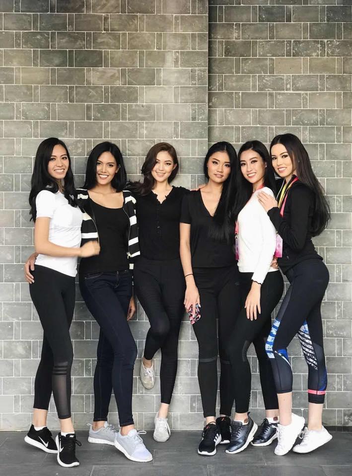 Loạt ảnh ít ỏi của Mỹ Linh tại Hoa hậu Thế giới 2017 - 13