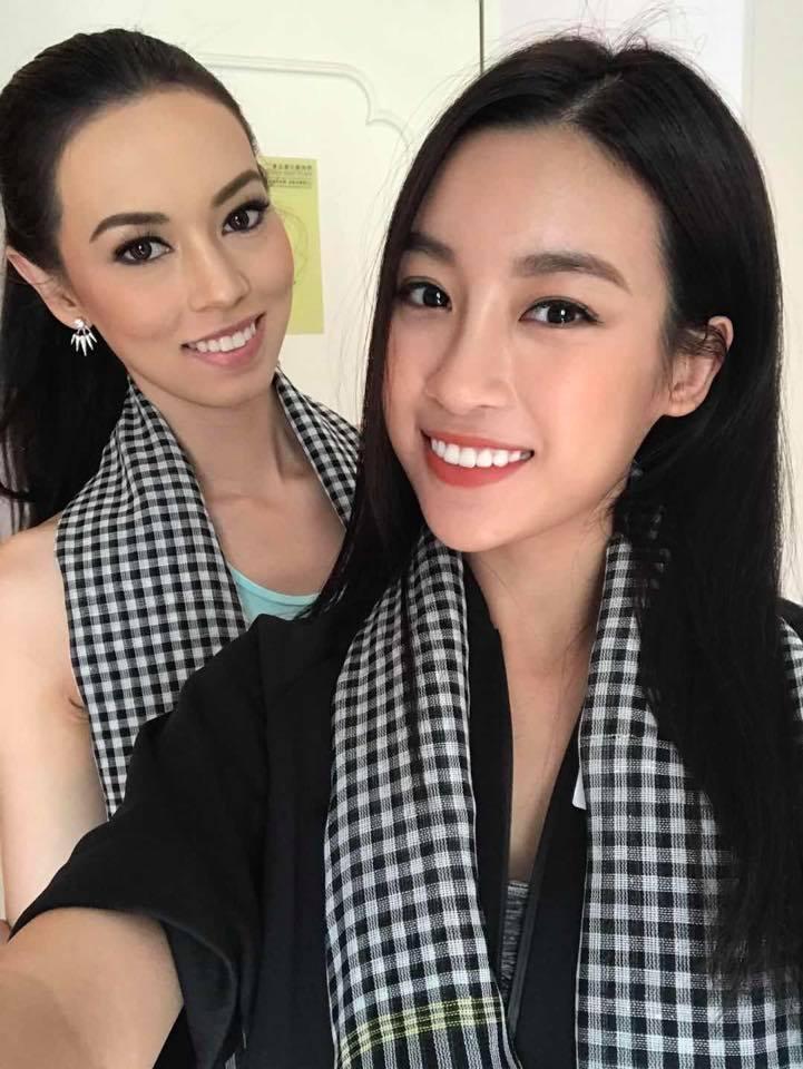 Loạt ảnh ít ỏi của Mỹ Linh tại Hoa hậu Thế giới 2017 - 14