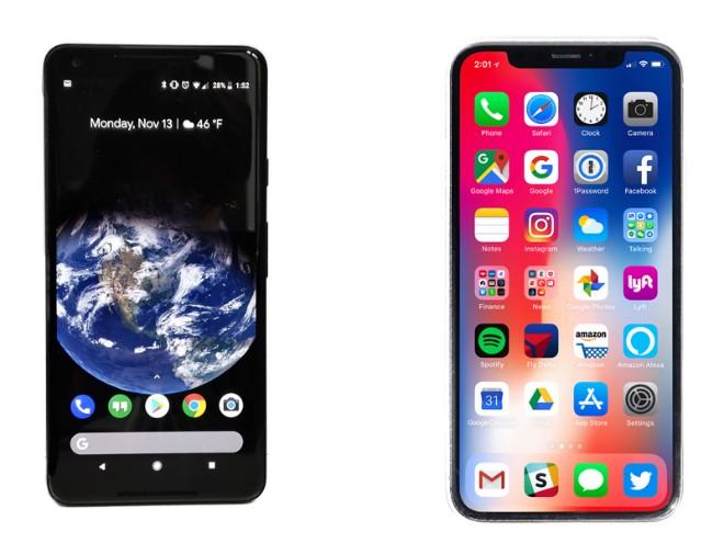 Những lý do khiến Google Pixel 2 vượt mặt iPhone X - 7