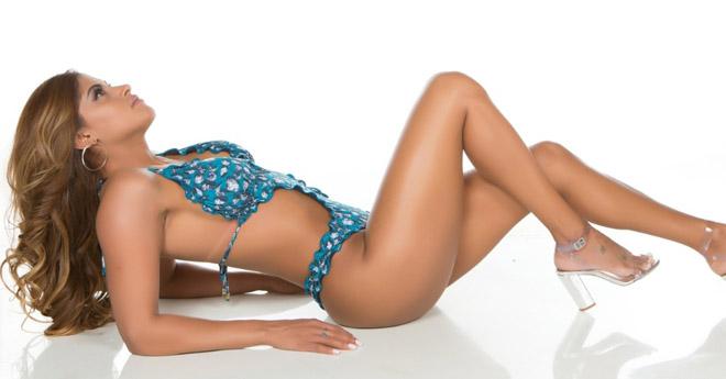 Đường cong cuộn sóng đẹp khó tin của 7 Hoa hậu Siêu vòng 3 - 3