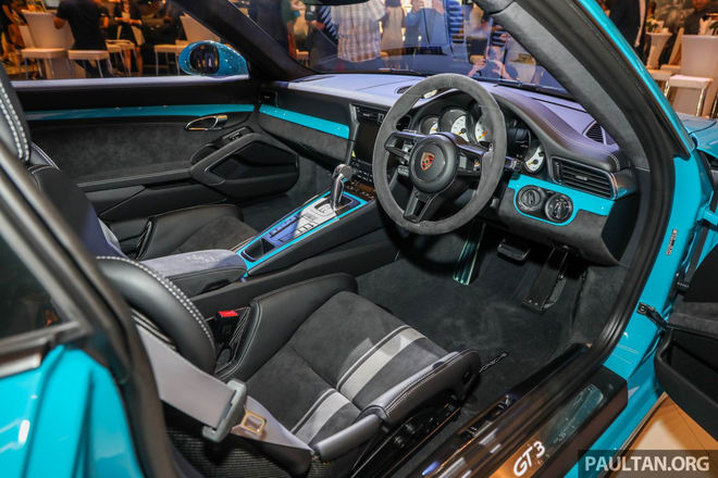 Porsche 911 GT3 đến Đông Nam Á, giá hơn 9 tỷ đồng - 2