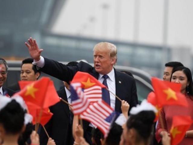 Việt Nam xuất hiện đầu tiên trong video ông Trump cảm ơn châu Á - 2