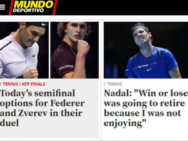 """Nadal """"lâm nguy"""": Federer """"nhất thống giang sơn"""" ở Australian Open? 2"""