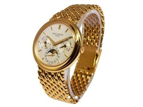 Bóc giá đồng hồ của các tỷ phú giàu nhất nhì thế giới - 4