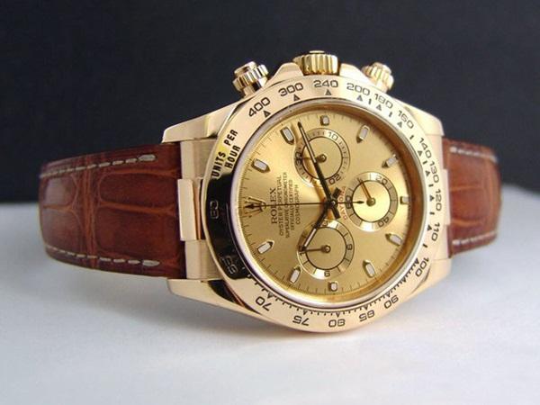 Bóc giá đồng hồ của các tỷ phú giàu nhất nhì thế giới - 8