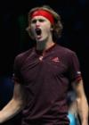 Chi tiết Federer - Zverev: Tốc hành giành 3 break (ATP Finals) (KT) 2